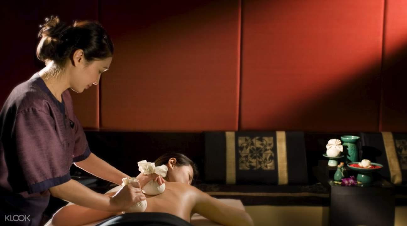 asian massages banyan tree spa bangkok thailand